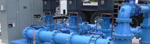 Series VT Pump Station